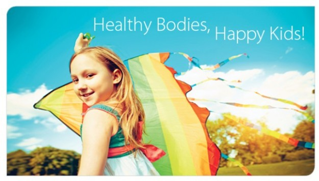 Healthy Bodies, Happy Kids