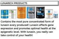 LunaRich Products with Bioactive Lunasin