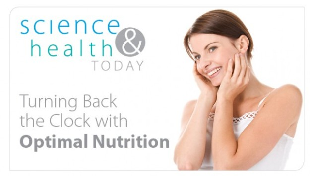 Turning Back the Clock with Optimal Nutrition