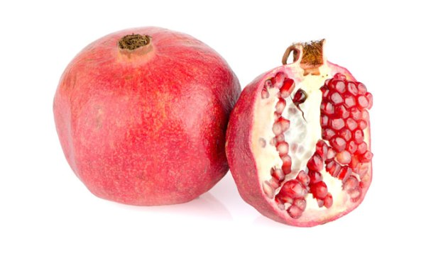 The power of the pomegranates